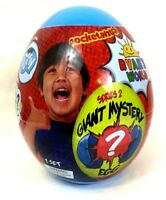 Ryan's World Surprise Giant Mystery Blue Egg Series 2 Walmart Exclusive
