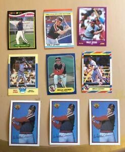 Wally Joyner Baseball Card 1986-1989