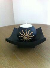 Set of Mango Wood Tealight Candle Holder Handmade