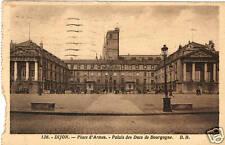 CPA 21 DIJON   places d'armes  palais des ducs de bourgogne