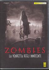 ZOMBIES - LA VENDETTA DEGLI INNOCENTI - DVD (USATO EX RENTAL)