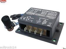 Dimmer Lastregler Leistungsregler 110 - 240 V/AC, 4000 VA