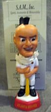 1998 SAM's LTD Edition Atlanta Braves Mascot Bobbing Head Doll - NIB #'d to 3000