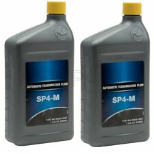 For Set of 2 Quarts Bottle Auto Trans Fluid SP4-M Genuine for Hyundai Elantra