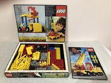Vintage Lego Technic 855 Mobile Crane. Boxed