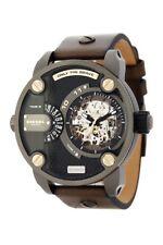 Diesel Men's Watch The Daddies Series Automatic Watch Gunmetal Only the Brave