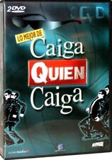 Lo Mejor De Caiga Quien Caiga ( 2 DVD Precintados )