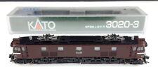 KATO 3020-3 EF58 Joetsu Electric Locomotive EF5886 N Scale