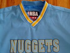 Denver Nuggets,L, NBA G-III Carl Banks V-neck Lined Sweat Shirt (photo # 6064)