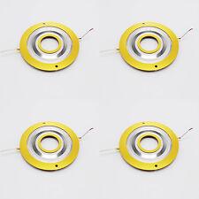 4PCS Replacement Diaphragm Fit For JBL 2404 2404H 2404H-1 8Ohm