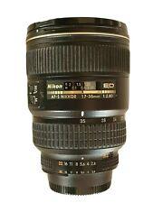 Obiettivo Nikon AF-S Zoom-NIKKOR 17-35mm f/2.8D IF-ED Nero