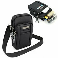 Leisure Nylon Cell Phone Small Shoulders Bag Crossbody Pouch Smartphone Cover