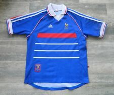 MAILLOT FOOT FRANCE 98 TAILLE XS