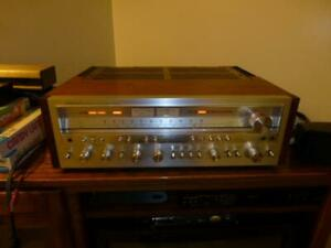VINTAGE MONSTER PIONEER SX-1250 STEREO RECEIVER 160 WATTS PER CHANNEL @ 8 OHMS