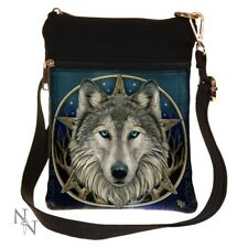 Shoulder Bag Wolf The Wild One Wolves Lisa Parker Small Nemesis Now Ladies