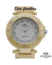 US$600 Original ONISS PARIS Watch ON8331/ES/Y Swiss Movement Mother of Pearl