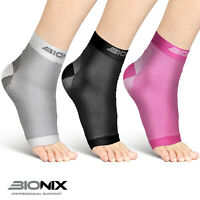 Plantar Fasciitis Socks Heel Foot Arch Night Splint Support Brace Compression