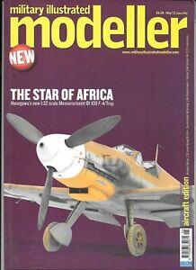 Military Illustrated Modeller, Peut 2011, Premier De 01, 1/32 Bf-109F-4 / Trop