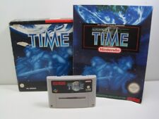 Super Nintendo SNES Illusion of Time BIG BOX STARK GEBRAUCHT