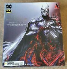 Batman's Rogues Gallery Two-Face Variant Play Arts Kai - Damaged box