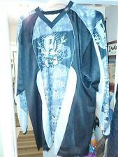 Redz Envy Gear Paint Ball Shirt Top Size 2X No Tag Euc