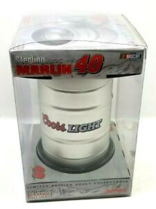 2003 #40 Coors Light Car in a Keg Sterling Marlin 1/64 NOS (K4)