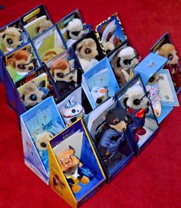 Compare The Meerkat Job Lot Inc Sleepy Oleg Frozen Beauty & Beast 19 Full Set