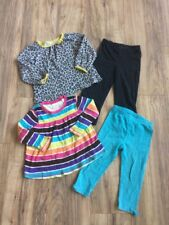 Toddler Girls Spring Clothing Lot Carters Jumping Beans Tops Pants 2T 24 Mos
