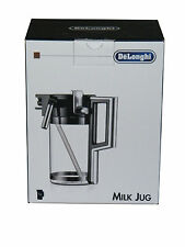 Milchkaraffe kpl DeLonghi Perfecta ESAM6700/5500/5600 Milchbehälter 5513294531