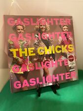 Dixie Chicks Gaslighter Exclusive Neon Pink Magenta Colored Vinyl LP Limited Ed
