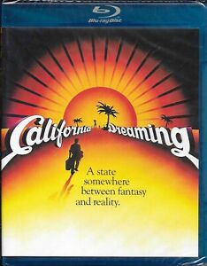 CALIFORNIA DREAMING - Rare 1979 Surfing Movie, Dennis Christopher, NEW BLU RAY