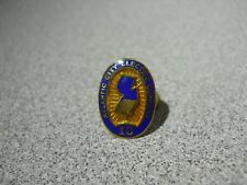 Vintage - ATLANTIC CITY ELECTRIC CO. - 10K Yellow Gold - 10 Year Service Pin