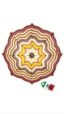 NWT Missoni Multi Color Umbrella With Feathers Retail $148