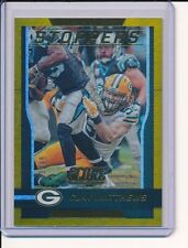 2016 PANINI SCORE STOPPERS GOLD PARALLEL CLAY MATTHEWS #/D 43/99 PACKERS