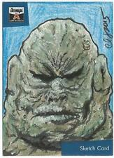 The Lost Worlds of Gerry Anderson Sketch Card drawn by Clinton Yeager