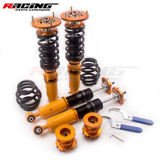Coilover Suspensions For BMW E46 3 Series Adj Camber Absorber Strut Shocks