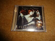 CD ALBUM - FLORENCE + THE MACHINE - CEREMONIALS   NEW & SEALED CASE CRACKED