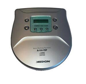 Medion Tragbarer CD-Player Walkman - Diskman - CD Walkman Medion A-ros ESP disc