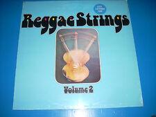 REGGAE STRINGS Volume 2 Trojan LP 92 SEALED UK Import Reggae NOS