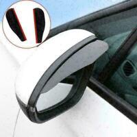 2PCS Car Mirror The Rain Stop Driving On Rainy Accessories AUTO-Rearview 0 J8W5