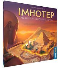GDT Boardgame - Imhotep - Giochi Uniti - ITALIANO NUOVO