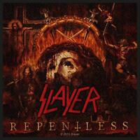 OFFICIAL LICENSED - SLAYER - REPENTLESS SEW-ON PATCH THRASH METAL