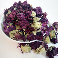 50g Violet Tea Organic Dried Loose Anti-Aging Blossom Flowers Healthy Beauty