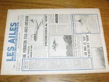 "14µ?  Revue Les Ailes ""Monde Aviation"" n°1846 Piaggio Douglas 808 HA-230"