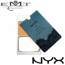 NYX Luxurious Black Label Compact Pressed Powder - Medium Beige 14 -W Lace Pouch