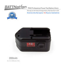 18 VOLT 18V BATTERY for MILWAUKEE 48-11-2200 48-11-2230