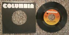 """Earth, Wind & Fire 45 """"That's The Way of the World/Africano""""  Columbia 3-10172"""