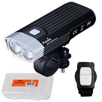 Fenix BC30 v2 2200 Lumen Bicycle Light with Wireless Remote LumenTac Case