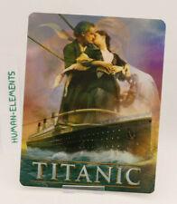 TITANIC - Lenticular 3D Flip Magnet Cover FOR bluray steelbook