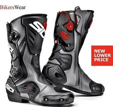 SIDI Roarr Anthracite Boot  - Morotcycle Racing / Sports Everyday boot £ 60 OFF